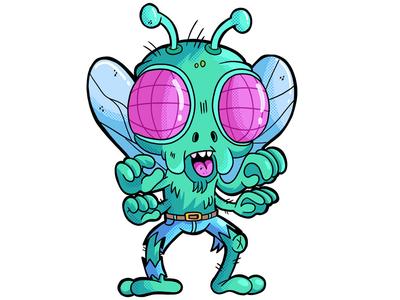 Monstrokeuj - Flyman