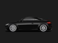 Audi TT 8S Illustration