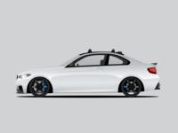 BMW M235i Illustration