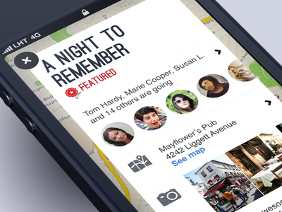 There's a hell of a universe next door; let's go ios iphone app
