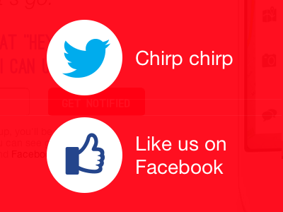 Chirp chirp flat