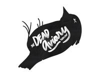 Logo Design - The Dead Aviary Theatre