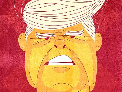 If Blind Rage was an emoji… character illustration design