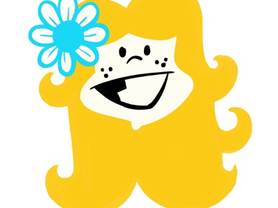 Logo Re-visit redesign logo character identity illustration design