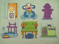 Creepy Monkey…