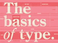 The Basics of Type
