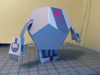 Paper PJ Mask Robot