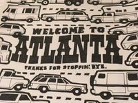 Welcome to Atlanta!