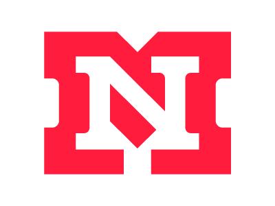 Final M&N Mark identity type logo design