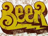 Beer. Just beer.