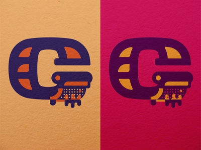 The New Classic logo typography screenprinting printing icon type identity design