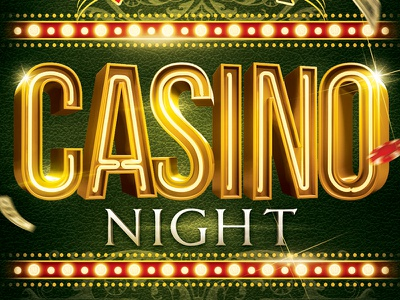 Casino Night Flyer redsanity poker cards las vegas psd template flyer casino
