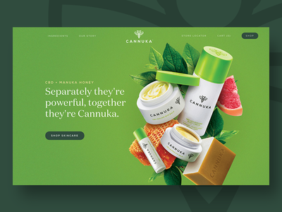 Cannuka Homepage