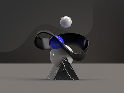 UON Integration 3d render adobe dimension 3d minimal art direction illustration agency design creative direction web design branding
