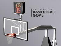 Basketball Goal Model