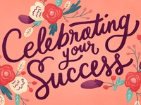 Celebrating your Success