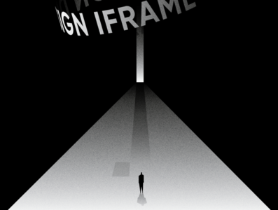 iframe man machine