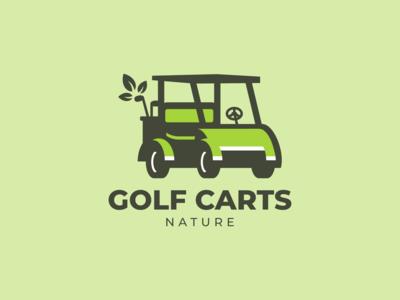Golf Carts Nature