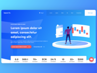Trading Website Concept 📈