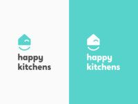 Happy Kitchens Stacked Logo