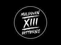 XIII Moldovan Patterns Logo
