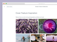 Dropbox Paper Image Galleries