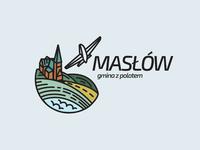 Logo - Gmina Masłów