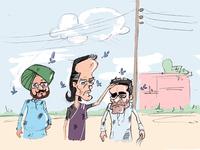 Politician Caricature