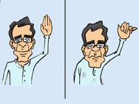 Politician Caricature Design
