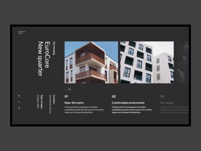 City block - Concept 03