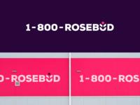 1-800-Rosebud Logo 6/30