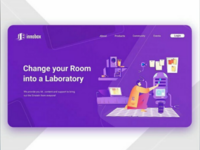 Landing page Design | Innobox