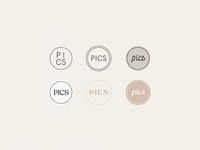 PICS Logo Options