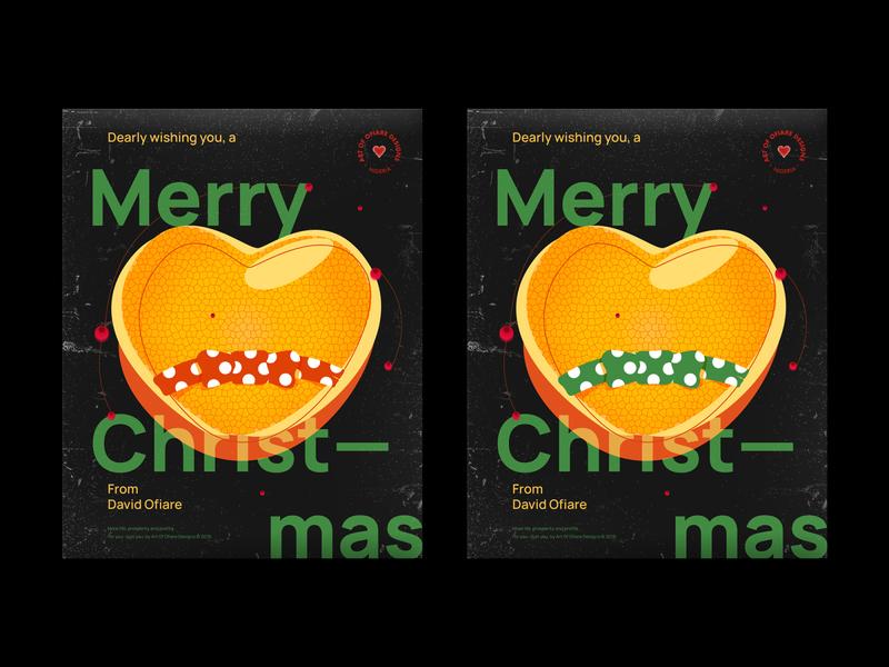 Christmas was like this david ofiare dark christmas 2020