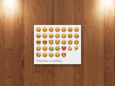 Emoticons icons download release emoticons ichat adium icon