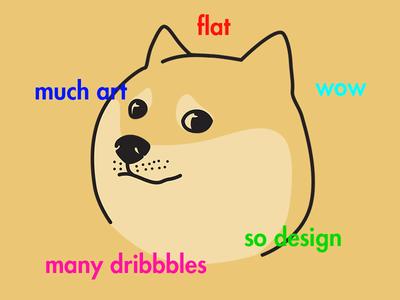 wow wow cool doge