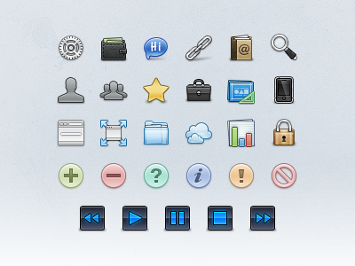 Icons for Design Kindle icons icon 32px
