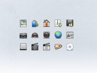 More Icons for Design Kindle
