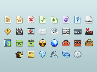 More Icons for Icon Jar icons 32px icon icon jar