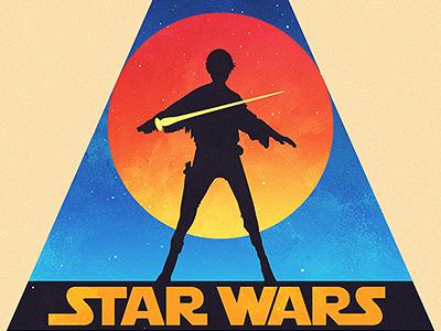 Star Wars star wars illustration