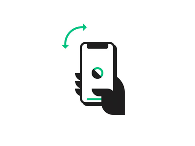 Bug Reporting Icons capture annotate submit report bug iphone lottie motion illustration icon