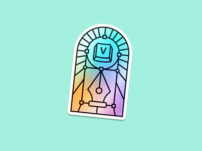 Stickers illustration comic pop vector made in sketch sketch symbol 10x designer stickers sticker