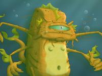 Goldfish Monster