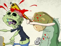 Junkborgs Halloween