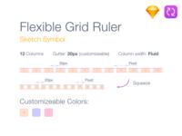 Flexible Grid Ruler