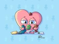 Baby heart!