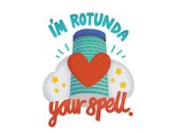 Rotunda your spell