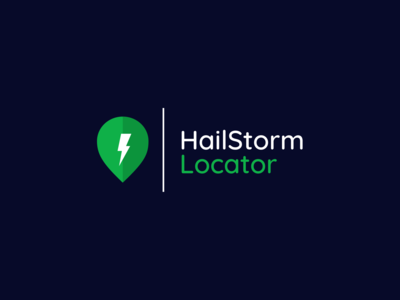 HailStorm Locator Logo