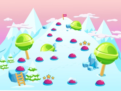 Snowy eLearning game