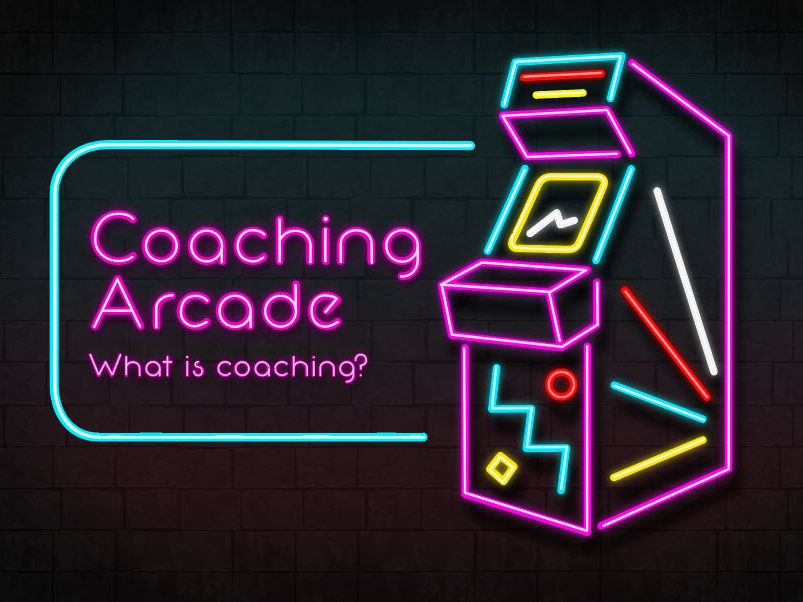 Coaching Arcade by Katy Williams on Dribbble
